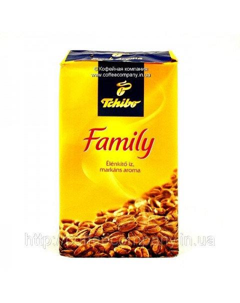 Кофе Tchibo Family Молотый 250г