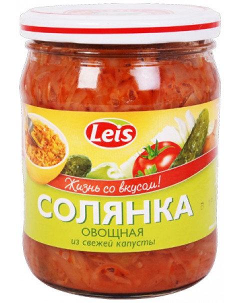 "Суп ""Солянка"" (0,480) Из Свеж.капуст"