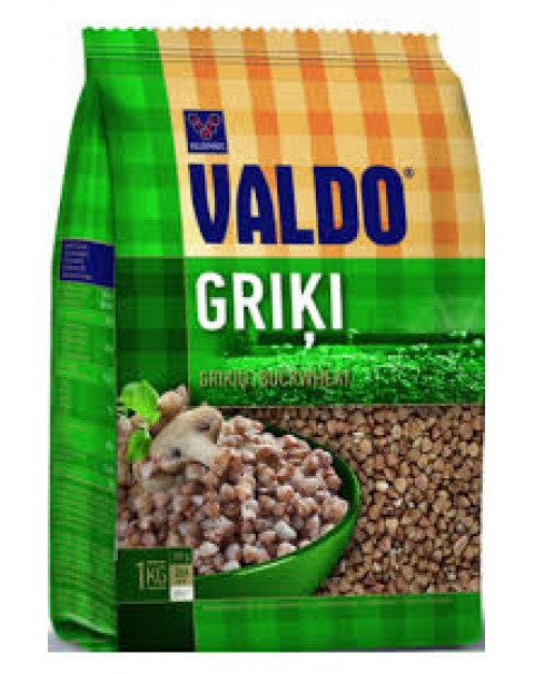 Valdo - Buckwheat 1kg / Гречка 1кг