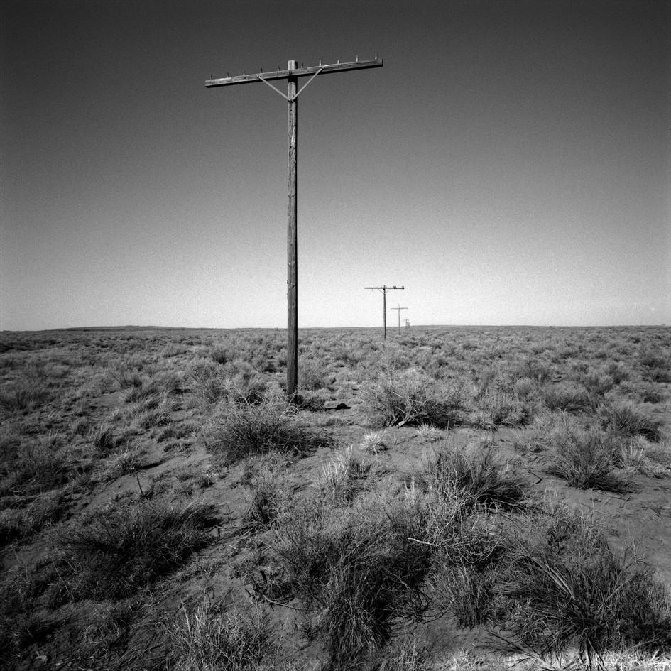 Route 66, Petrified Forest N.P-AZ#01