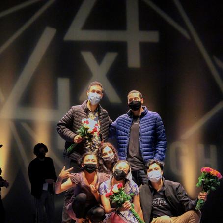 ¡El Concurso de Coreografía 4X4 TJ Night sorprendió con una versión completamente en línea!