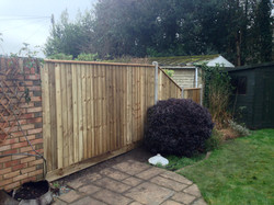 Fencing - Poole
