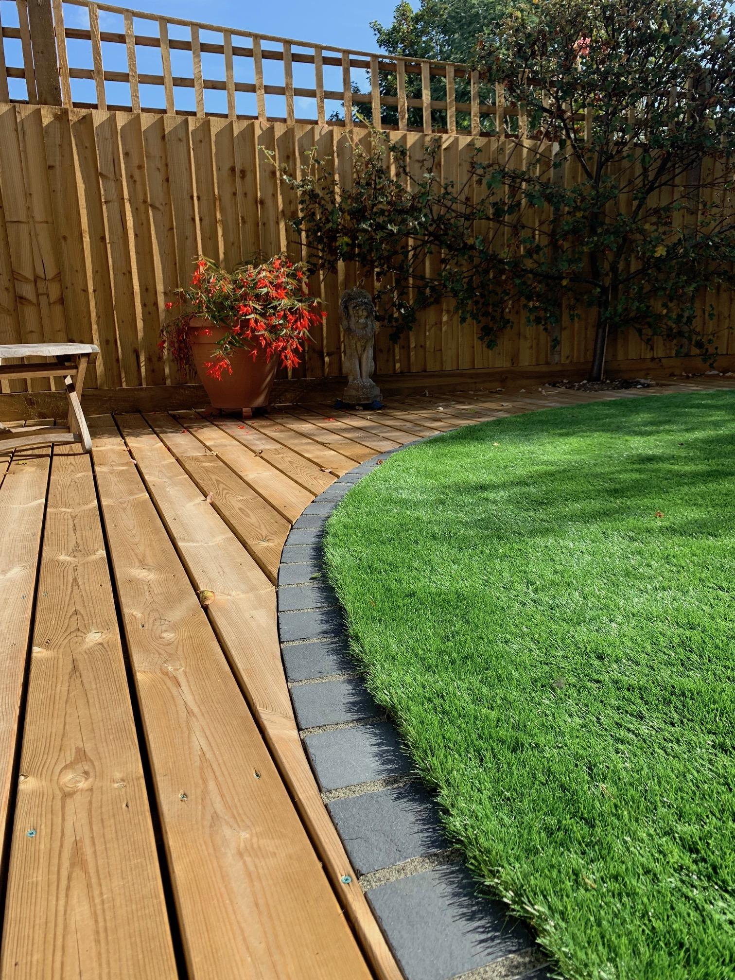 Artificial grass - Westbourne