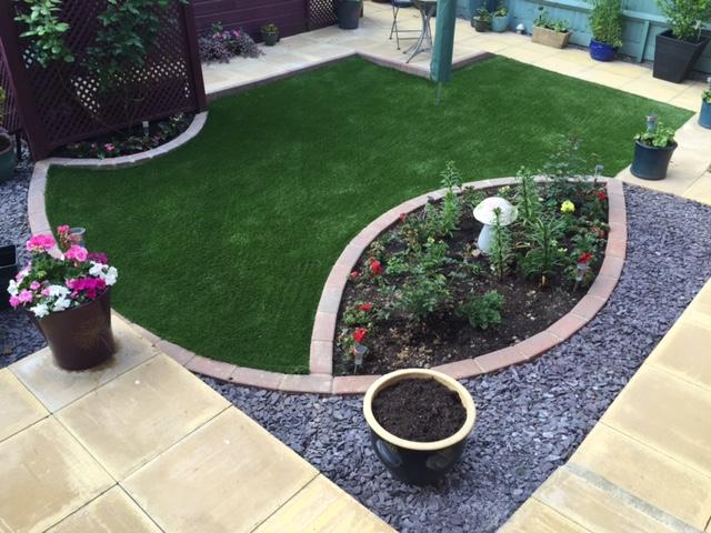 Artificial grass - Shaftsbury