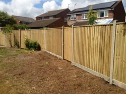 Fencing - Broadstone