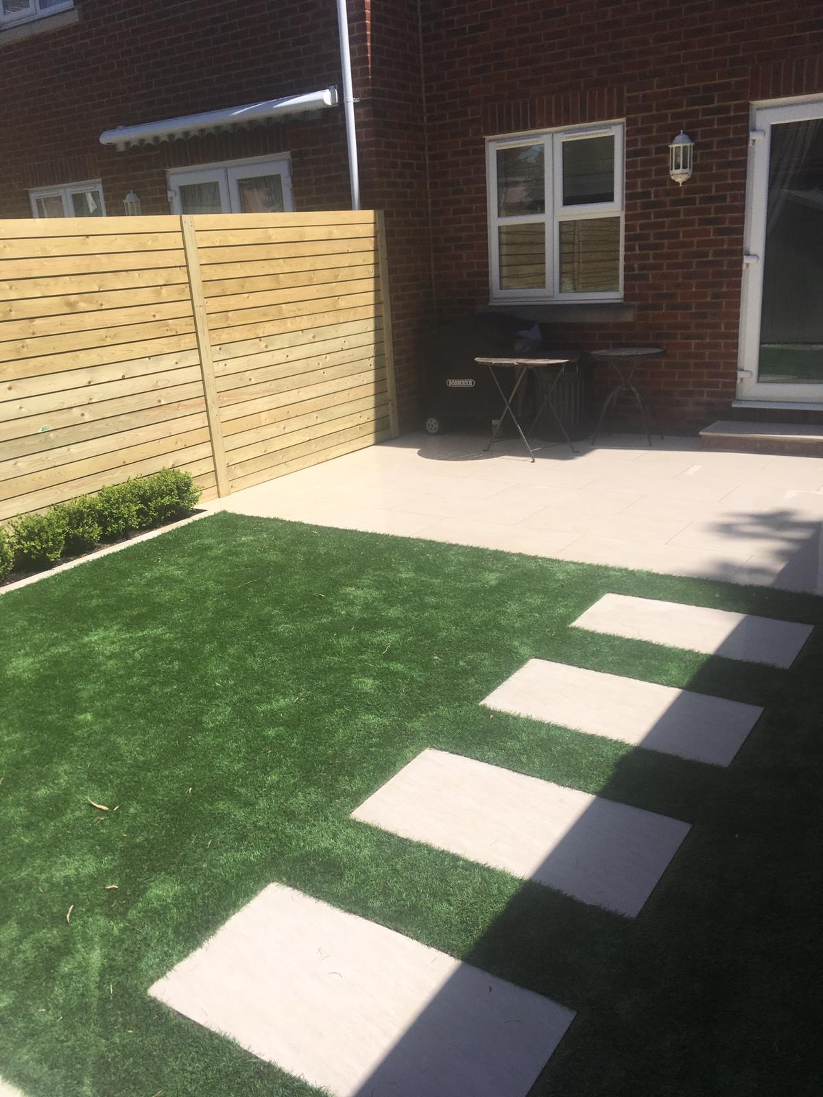 Artificial grass - New Milton