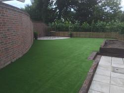 Artificial grass - Burley