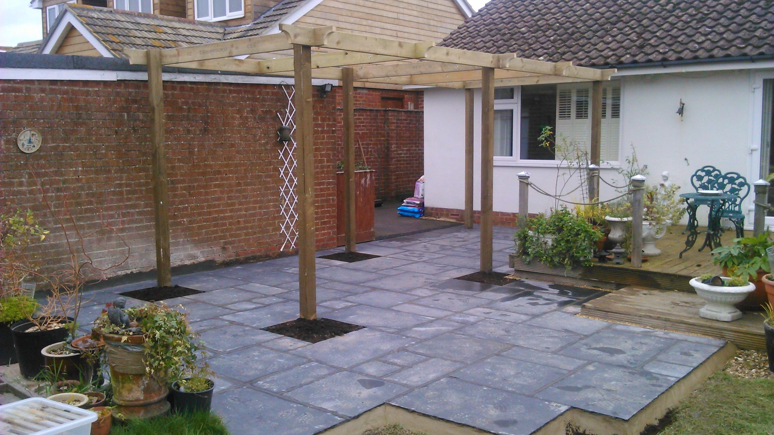Design and build - Lymington