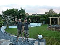 Matt & Chris, BH Garden Solutions, Bournemouth