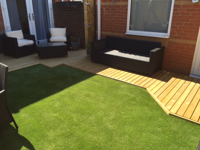 Artificial grass - Parkstone