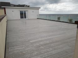 Composite decking - Boscombe
