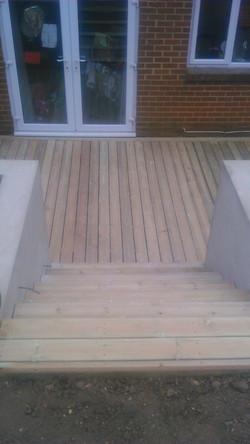 Decking - Parkstone