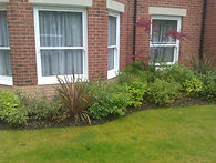 Commercial grounds, gardens & car parks maintained