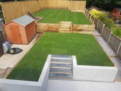 Re-landscape - Southbourne