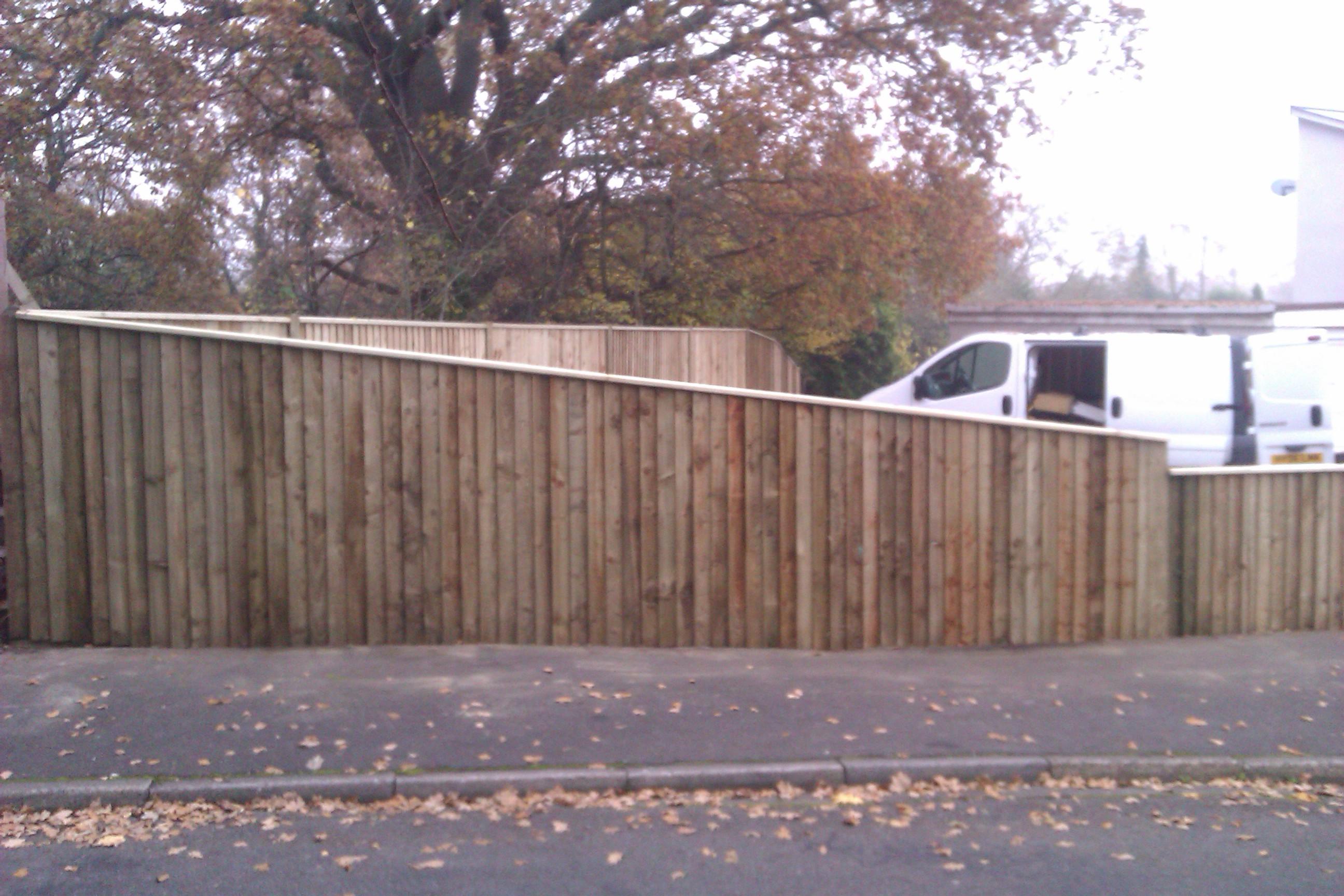 Fencing - Southampton
