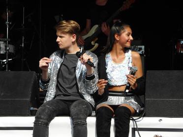 Léon en Valentina