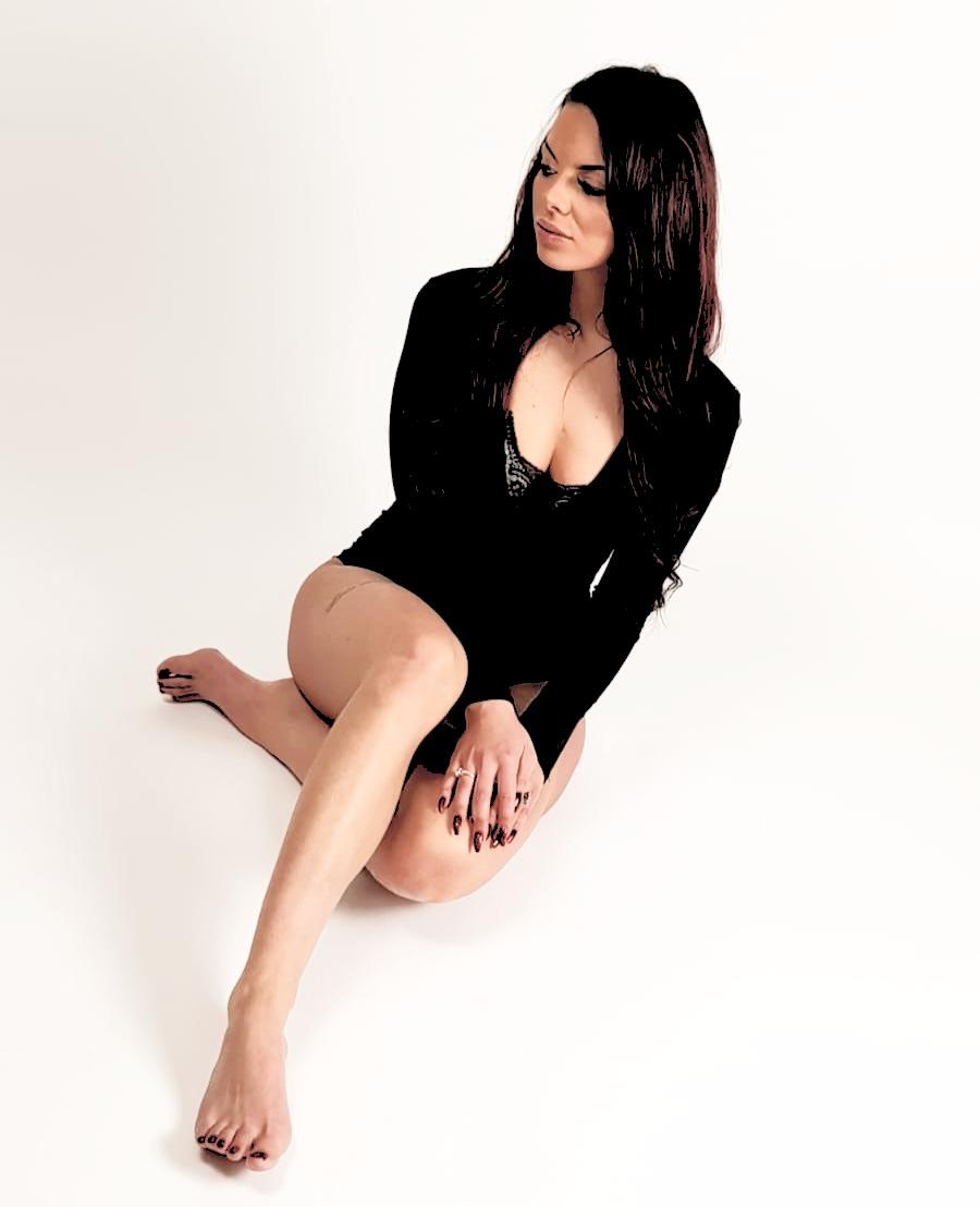Videoshoot fotomodel Demi