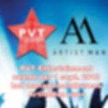 PVT Entertainment & Management neemt ArtistMan over