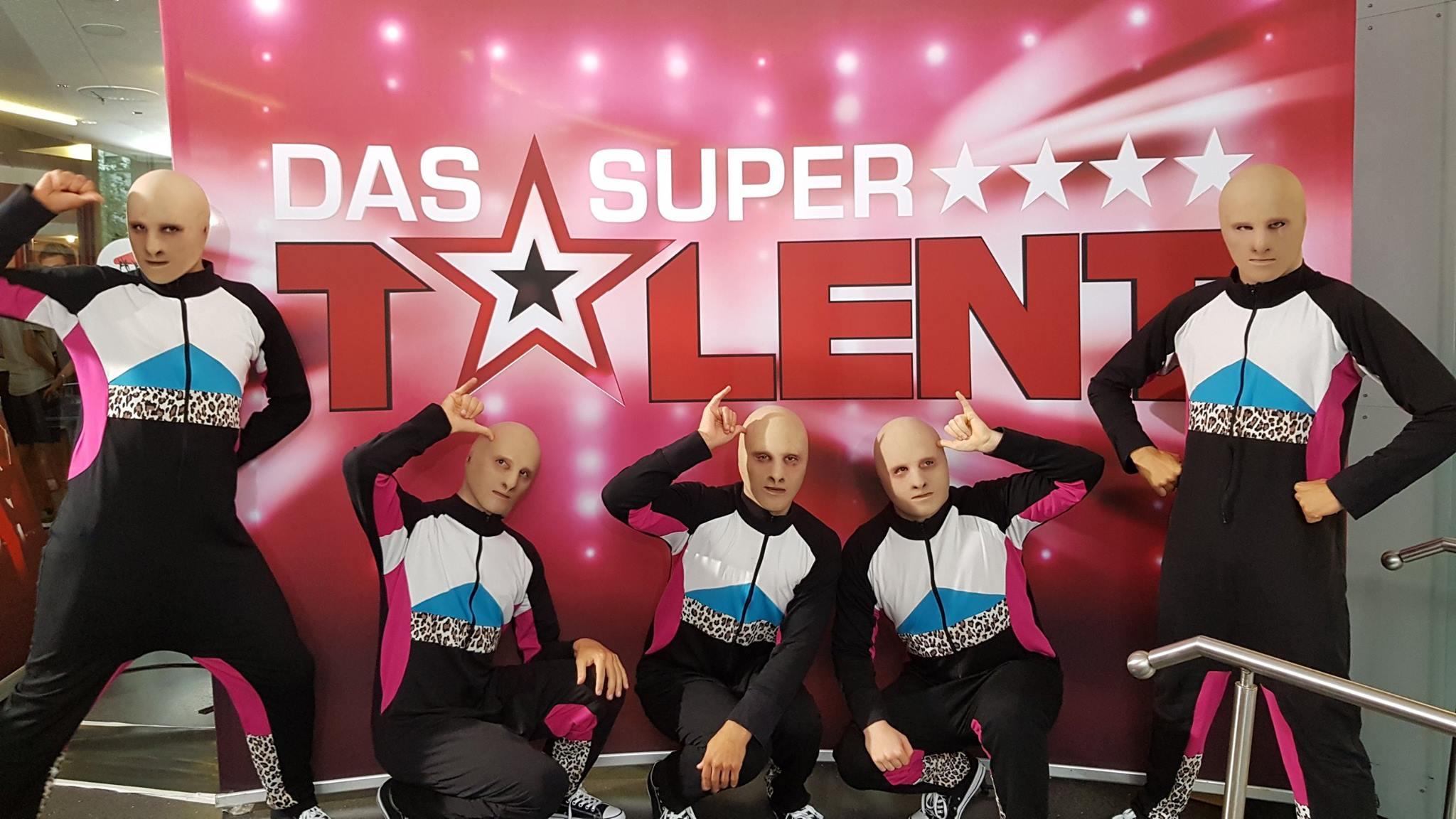 Baba Yega 2e bij Das Supertalent