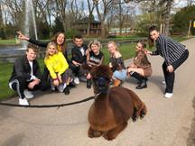The TeenZ uitje in Plaswijckpark