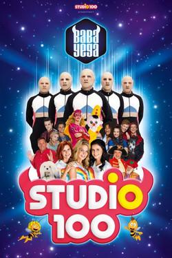 Baba Yega onderdeel van Studio100