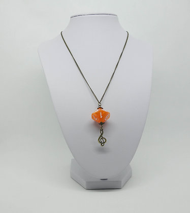 """Collier d10 """"Barde"""""""