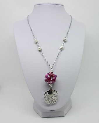 """Collier d20 """"Cthulhu"""""""