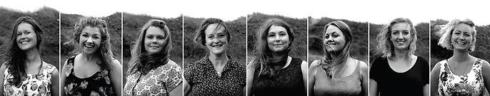 Vokalgruppen Nordlyd, Camilla Seljebu, Hildeunn Halvorsrød, Susanne Arnesen, Kathrine Torday Gulden, Margrthe Ingeman Sørensen, Marie Nyborg, Kirtine Pedersen, Helene Gjermundsen