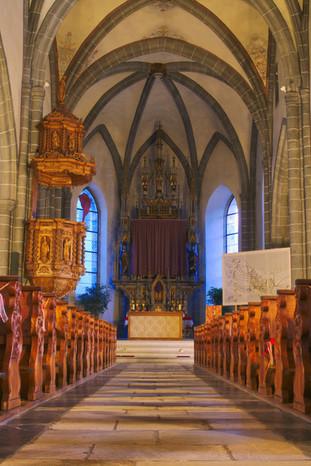 Hochaltar der Stephanskirche