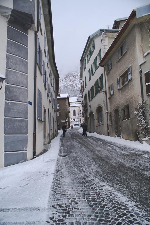 Leuk Dorfstrasse