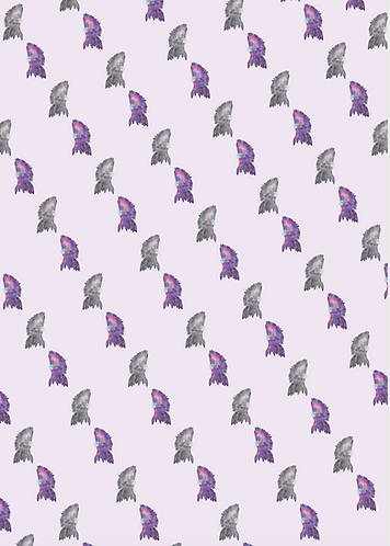 Cockatoo Wrapping paper