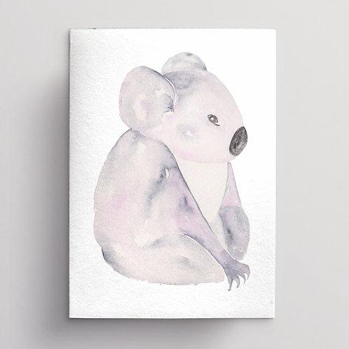 Wholesale Koala Greeting Card RRP $7