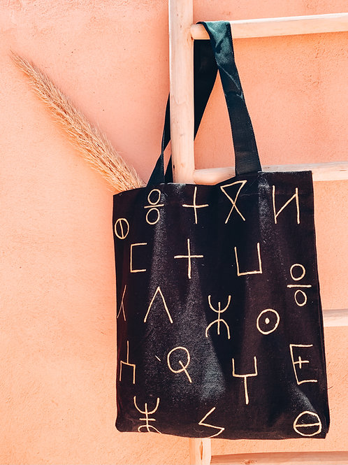 Tamazight Tote bag