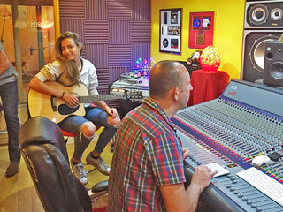 Stuart Epps and Prism Studios