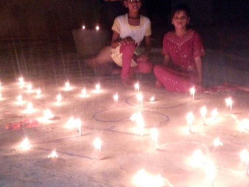 Deepawali celebration 2015