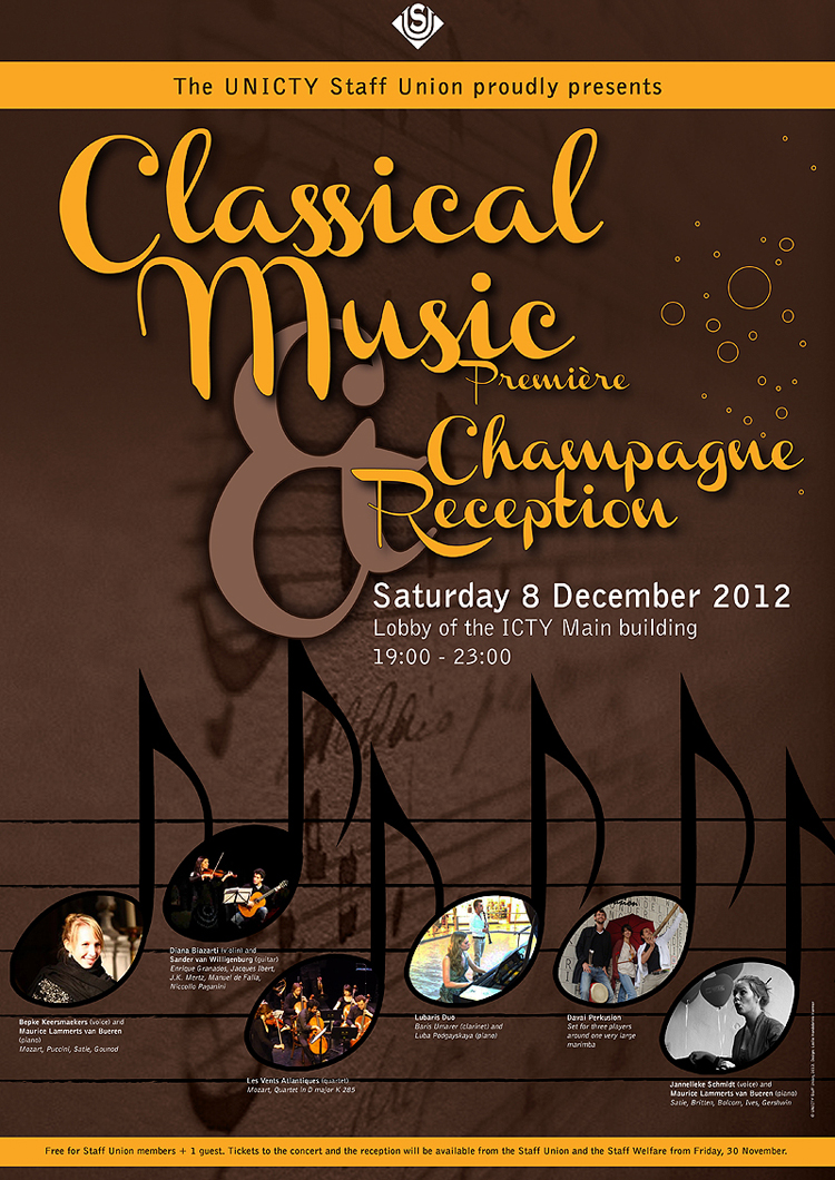 Classical Music Première 2012