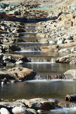 Channel step pools when complete