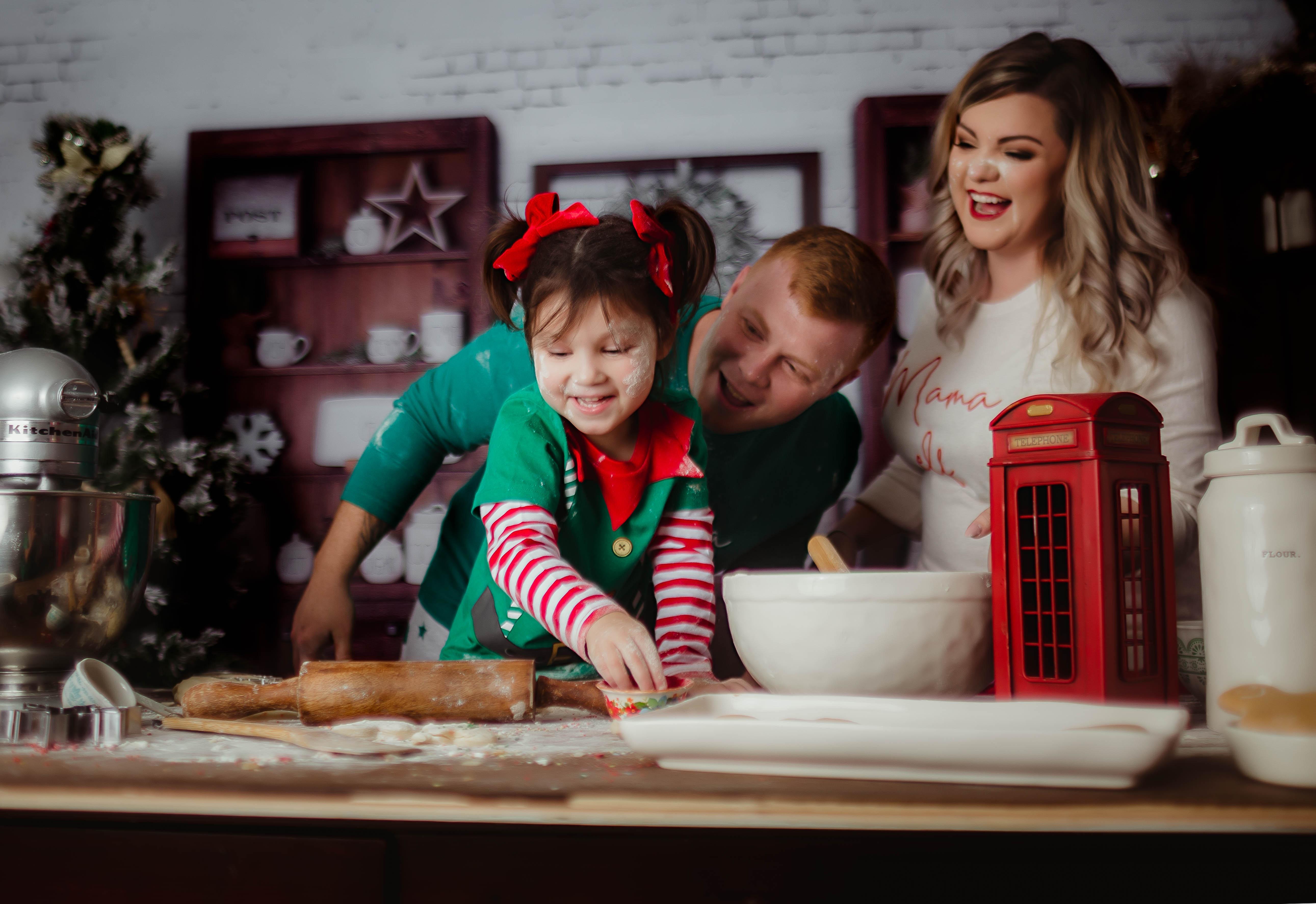 Christmas Cookie Mini Session