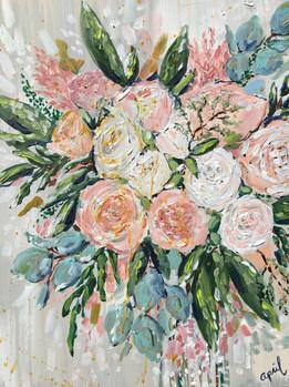 bridal-bouquet-painting