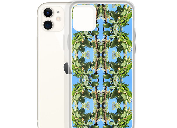 Abstract Quince iPhone Case