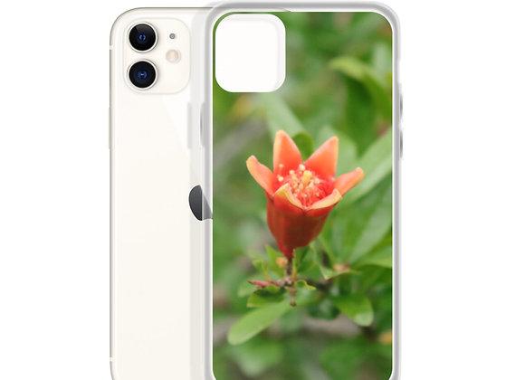 Pomegranate Bloom iPhone Case