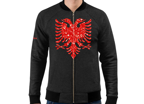 Albanian Coat of Arms Bomber Jacket