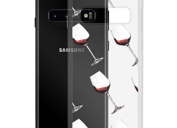 Wine Glass Samsung Case