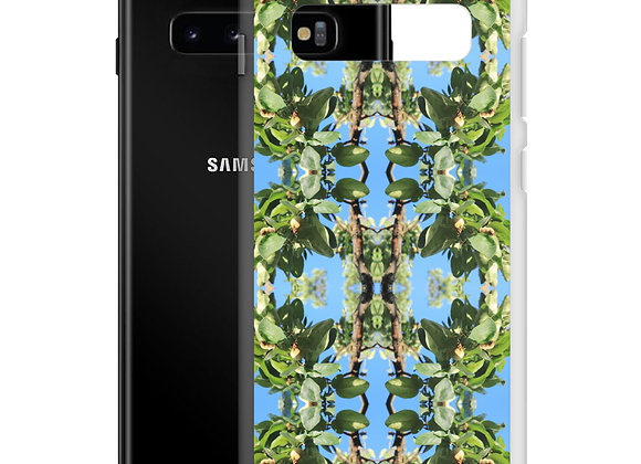 Abstract Quince Samsung Case