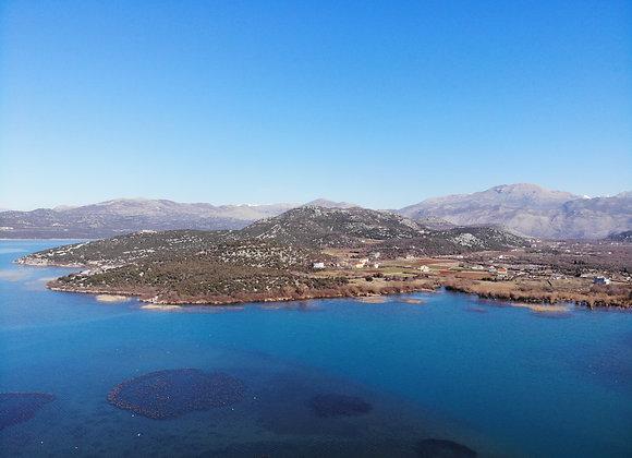 Lake Shkoder Albania Landscape