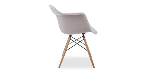 9b988b90c Inspirado en el famoso Sillón Eames DAW alta calidad. - Inspirado en el  diseño de Charles & Ray Eames. - Asiento de polipropileno.