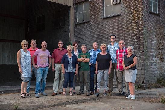Regiegroep In de schaduw van de rômfabriek