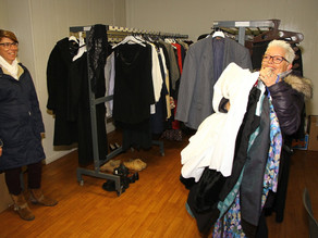 Op zoek naar een passende broek, jurk of jasje