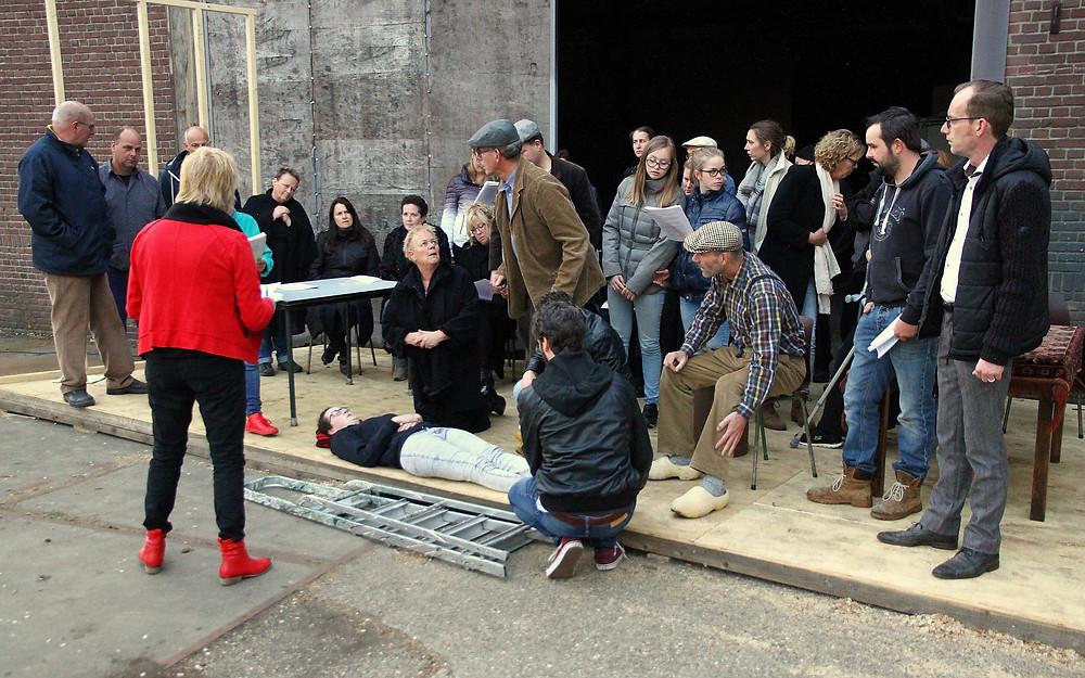 repetitie In de schaduw van de rômfabriek 10 mei 2017