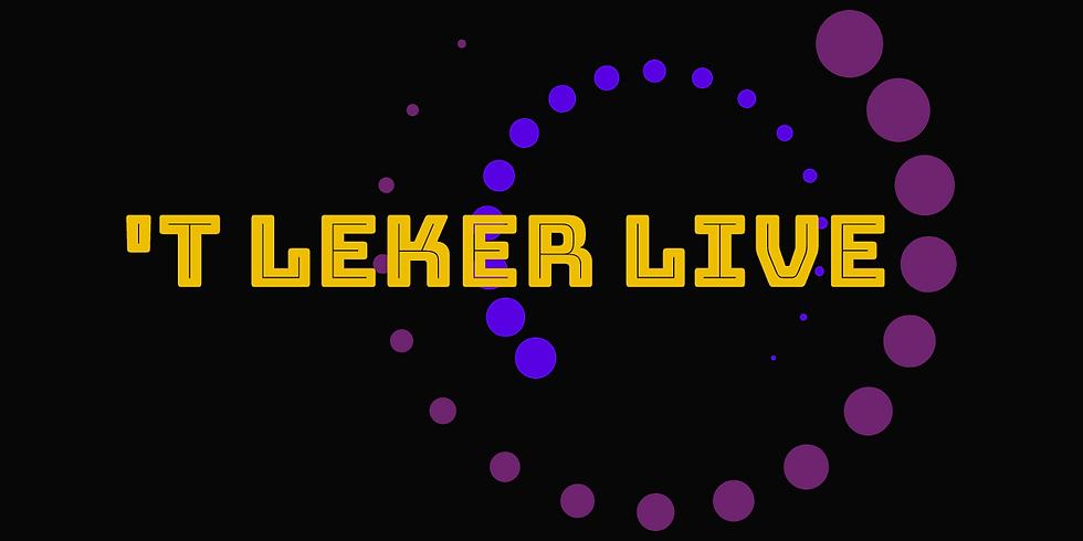 't Leker Live (18+)